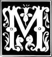 M is for Mystics and Mystery