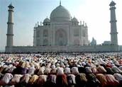 Location of Islam