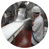 Contact us for any kind of commercial and industrial cleaning services