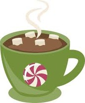 Mug and hot chocolate