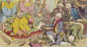 1793: Chinese reject British requests for open trade