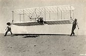 The Wright Brother's Biplane