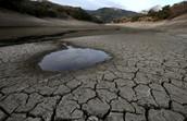 California droughts