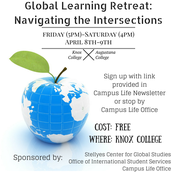 LAST DAY TO REGISTER FOR THE GLOBAL LEARNING RETREAT