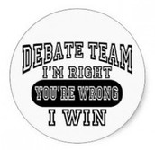 Join the Debate/Forensics Team