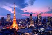 11) Visit Tokyo, Japan