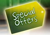 Check out our special offers in your neighbourhood 'teafe'..