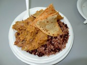 In Nicaragua we eat many extraordinary foods.
