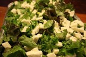Columella Salad (4₯)