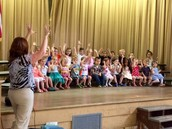 Preschool Graduation and End of Year Ceremony