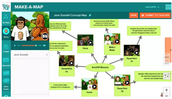 New! Make-a-Map Tool in Brain Pop