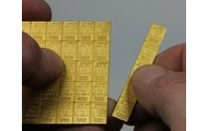 FINE 999.9 GOLD ASSAY AND CERTIFIED GOLD