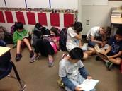 Daily 5 - Building Reading Skills and Stamina