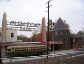 What is Glen Echo Park?