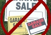 SAY GOODBYE TO GARAGE SALE HASSLES OR CRAIGSLIST WORRIES!!!
