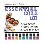 """""""All my friends are using essential oils but I have no idea what they're talking about!"""""""