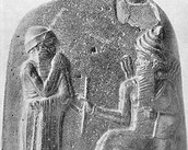 Picture of the stele