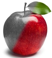The Giver apple.