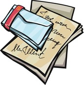 Letters to Fairytale Characters