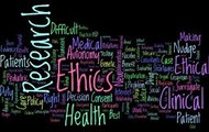 Bioethics Wordle