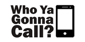 Who Ya' Gonna Call?