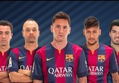 Barcelona Best Players
