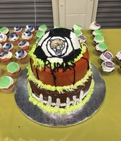 Yummy Cake at the Banquet