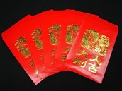 The Red Envelopes