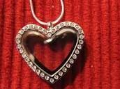 NEW Heart Locket!