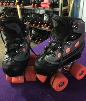 The smallest skates used for the day belonged to Kindergarten Tashi.