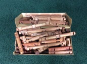 100 Lincoln Logs