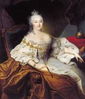Tsarina Elizaveta