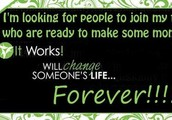 My website has all your It Works Needs