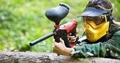 Paintball, un sport actif