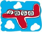 ¡Un vuelo muy comodo!