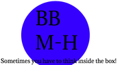 Buy the BB M-H today