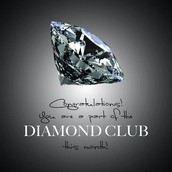 Diamond Club- $1000+ PV