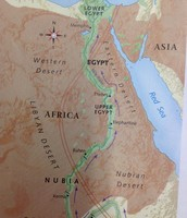 Acient Egyp and Nubia