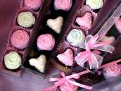 Aneka coklat hias dan coklat box