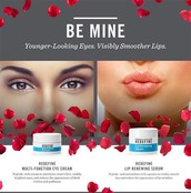 Redefine your Eyes & Lips!