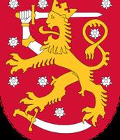 הסמל של פינלנד -