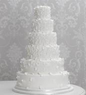 basic wedding cakes