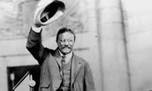 Theodore Roosevelt and his ways