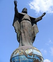 cristo rei of dili a special remorial bulidng
