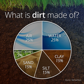 What is dirt?
