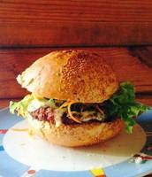 The best burger in Bishkek
