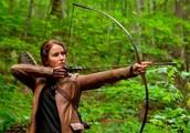 Katniss everdeen's family