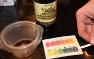 pH of 12