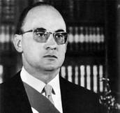 Fue llevado durante el periodo de gobierno de Luis Echeverría Álvarez.
