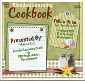 Marcia Kishs' Secret Ingredients to Blended Learning